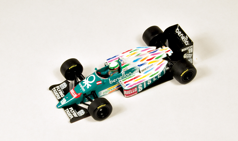 minichamps benetton-bmw b186