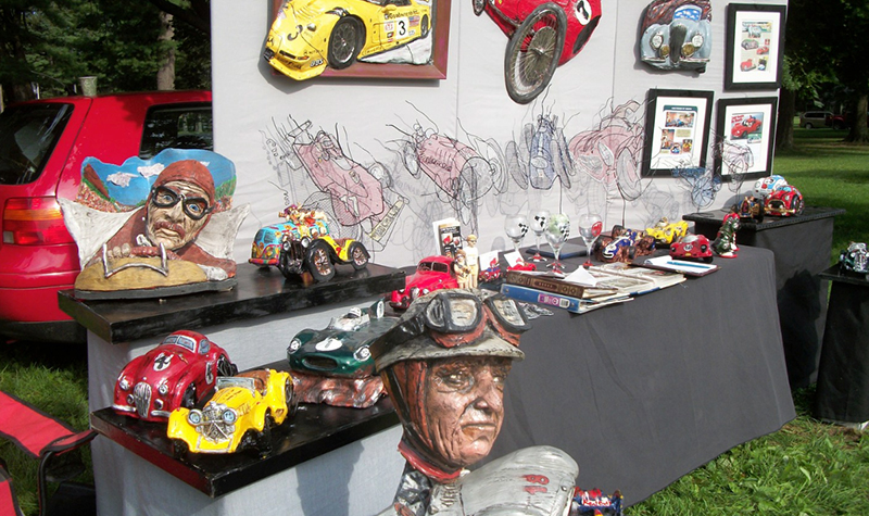 amelia island, car-toons by booth
