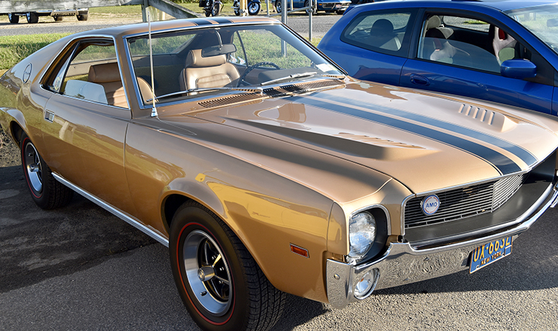 amc amx__cars and coffee at oak beach 2