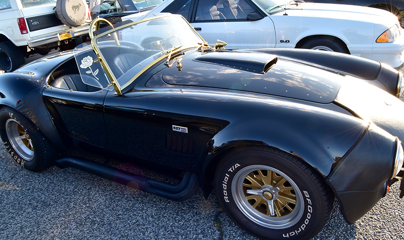 cobra bling__cars and coffee at oak beach 2