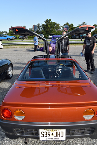 mazda autozam az1c__cars and coffee at oak beach 2
