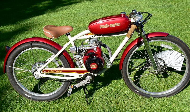 bike with motor