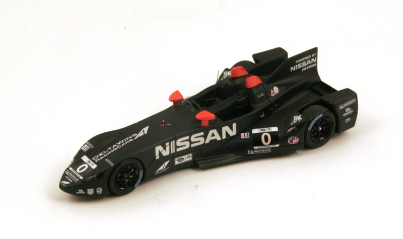 The DeltaWing at Petite LeMans 2012. By Spark.