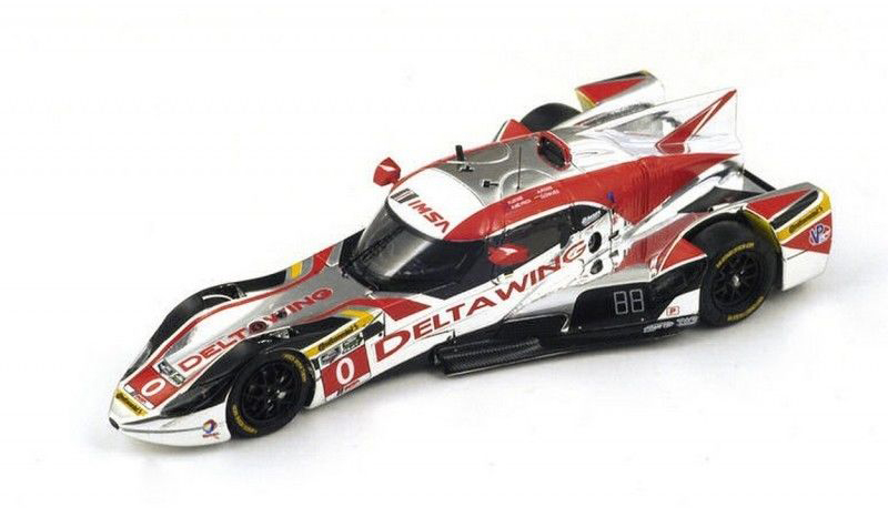 The DeltaWing at Daytona 2014. By Spark.