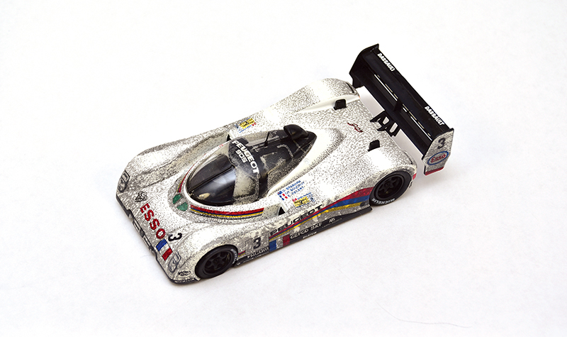 quartzo peugeot 905 lm93 winner dirty