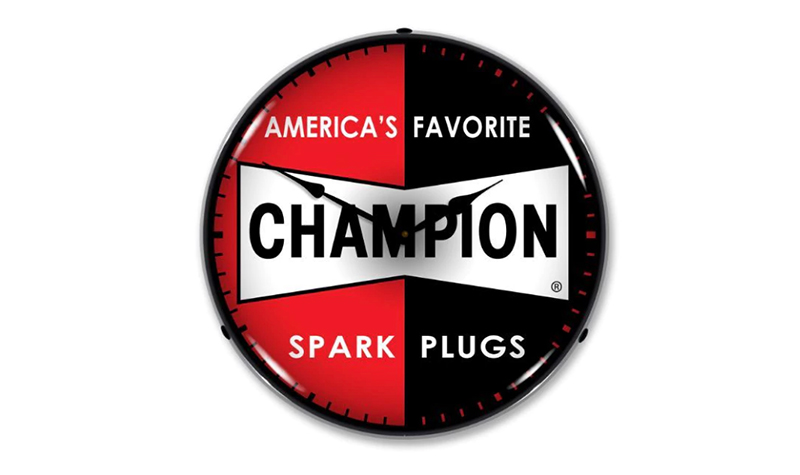 champion clock from jack&friends