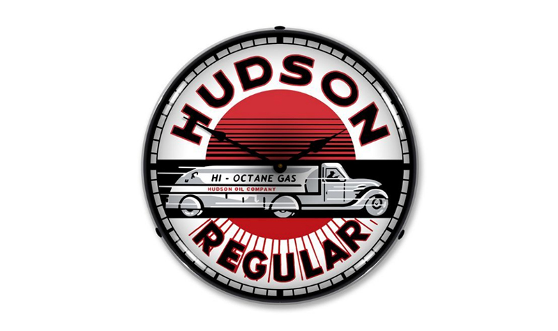 hudson gas clock from jack&friends