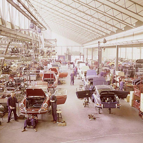 porsche-factory   from the greatest racing archive of all time