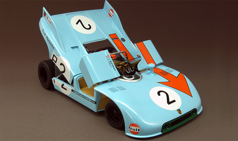 autoart porsche 908_3 -- Gulf Collectibles