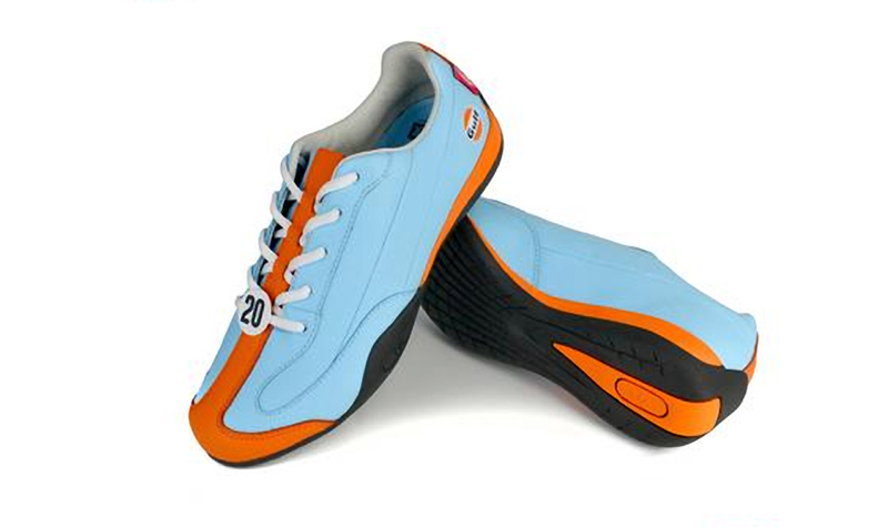 hunziker gulf driving shoes -- Gulf Collectibles