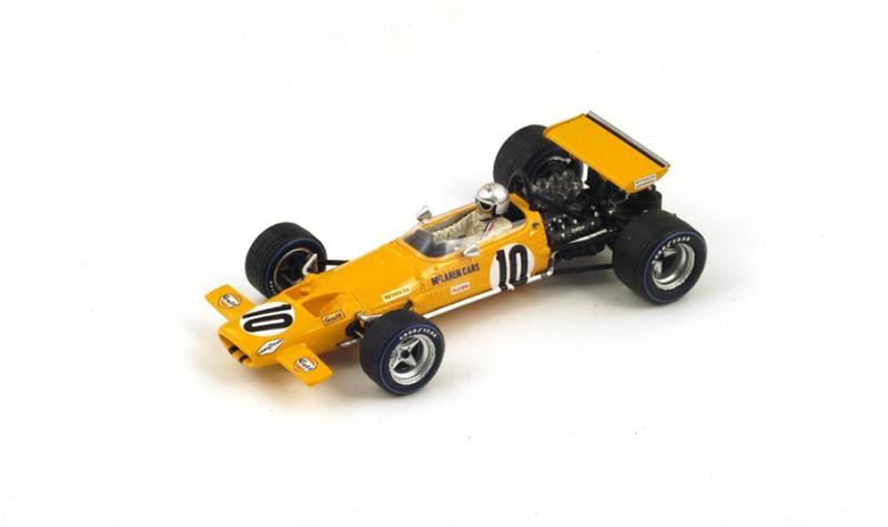 1969 spark mclaren m7c f1