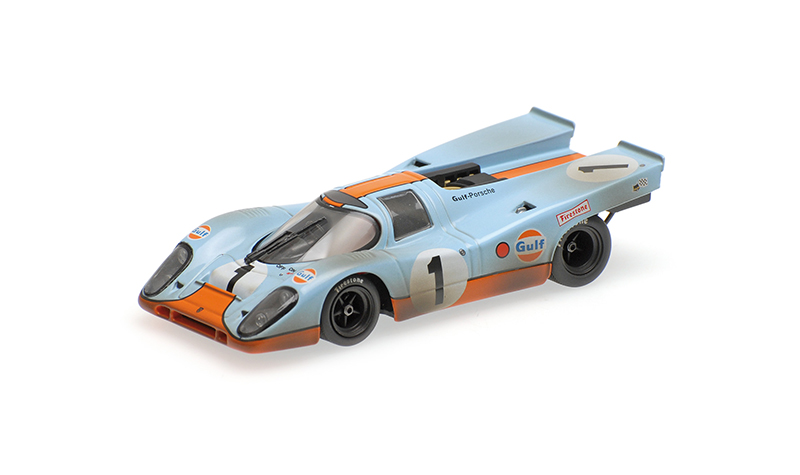 1970 minchamps porsche 917k daytona dirty