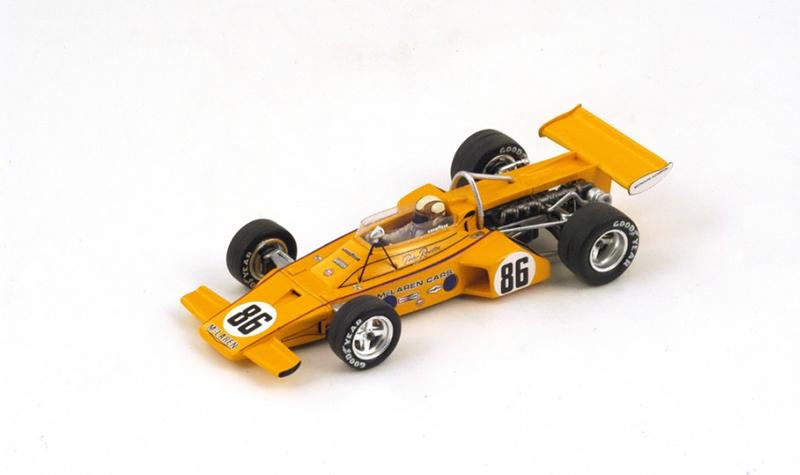 1971 spark mclaren m16 indy500