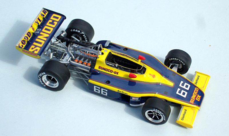 Formula Models Eagle Donohue73