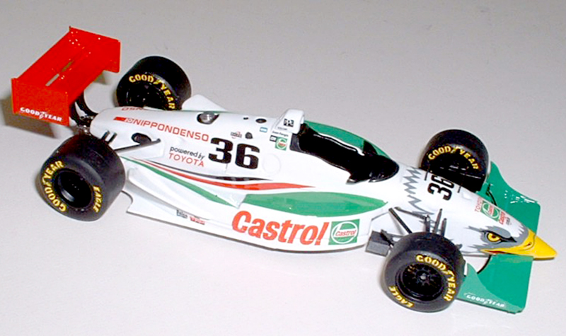 Formula Models Eagle MkV Fangio96