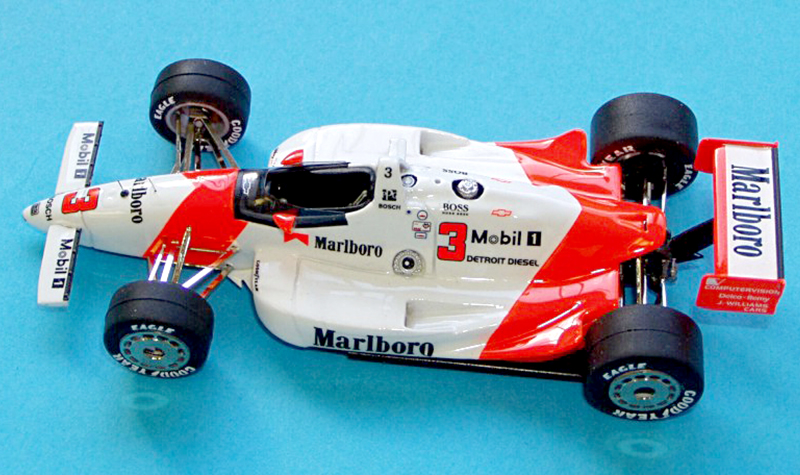 Formula Models Penske PC20 Mears91