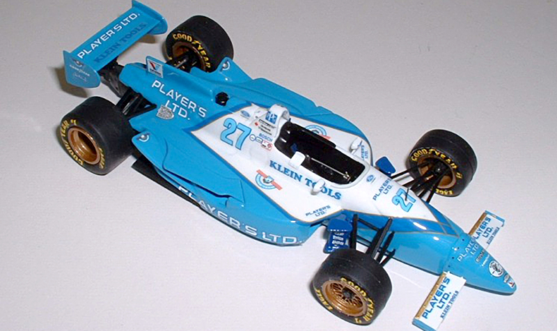 Formula Models Reynard 951 Villeneuve95