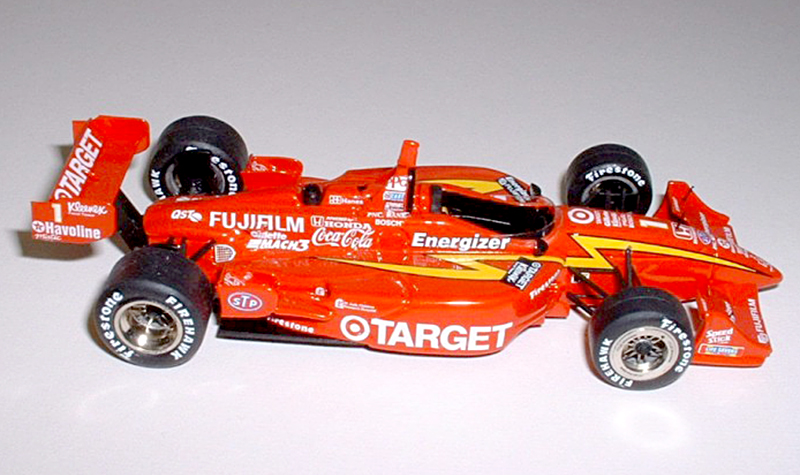 Formula Models Reynard 981 Zanardi98