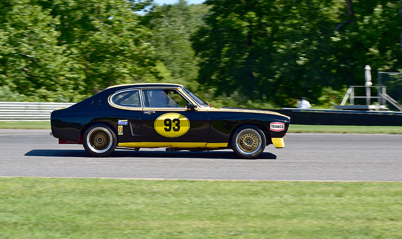 1973-ford-rs2600   lime rock park historic festival 2020