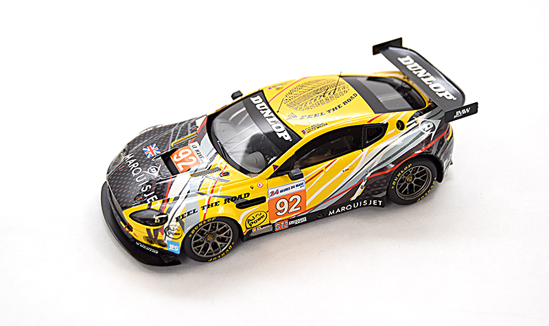 spark aston martin dunlop1, more art car models in 1:43 scale