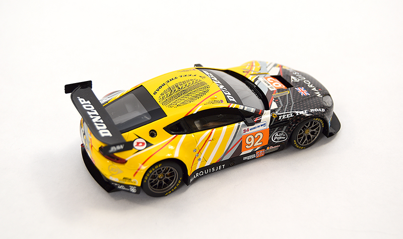 spark aston martin dunlop2, more art car models in 1:43 scale