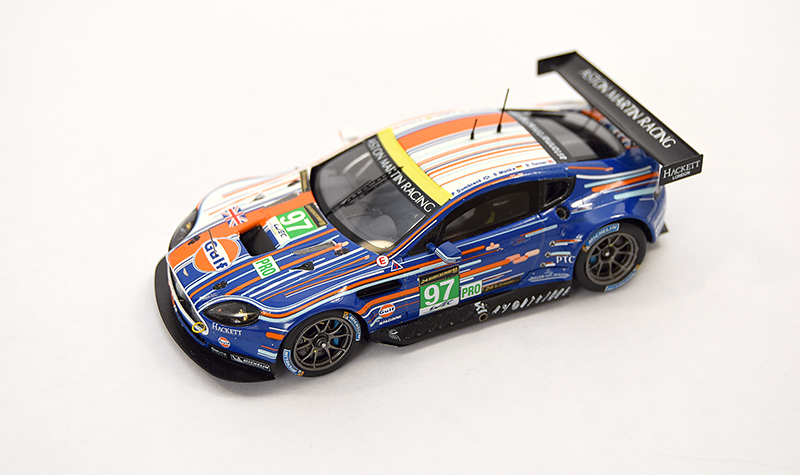 spark aston martin gulf1, more art car models in 1:43 scale