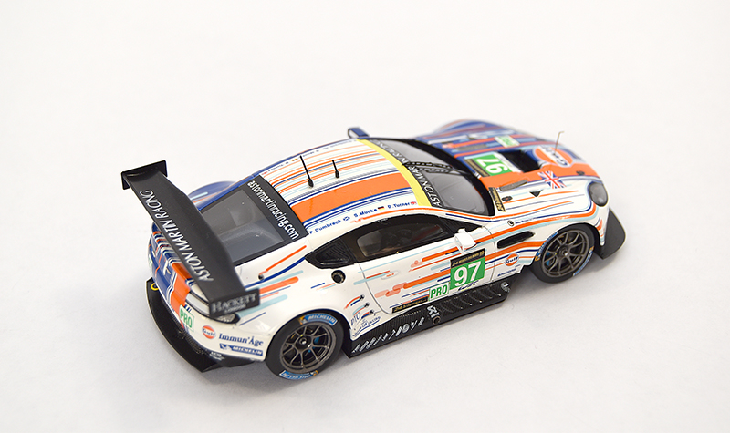 spark aston martin gulf2, more art car models in 1:43 scale