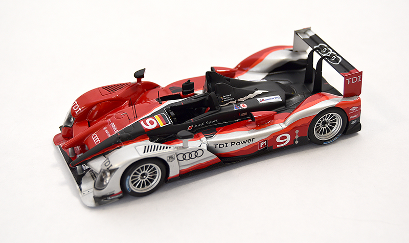 spark audi r15, more art car models in 1:43 scale