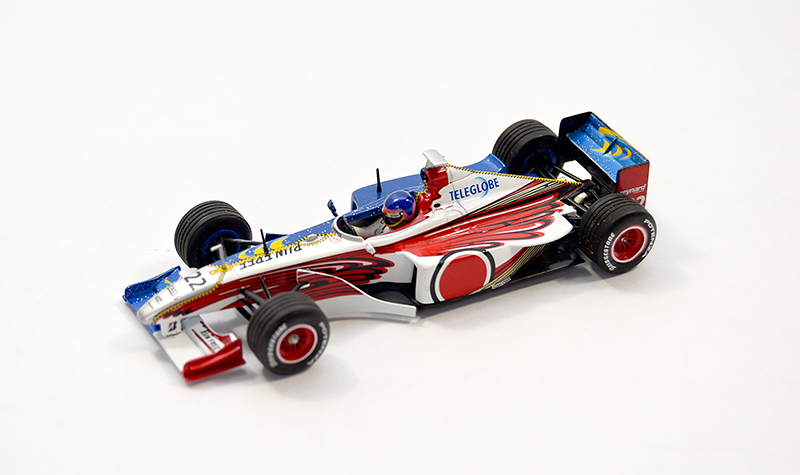 spark bar01, more art car models in 1:43 scale