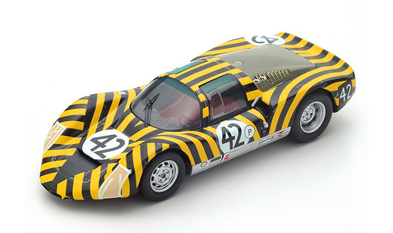spark porsche 906, more art car models in 1:43 scale