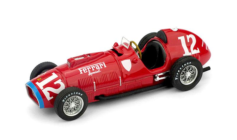 brumm ferrari 375 1952 qualifying
