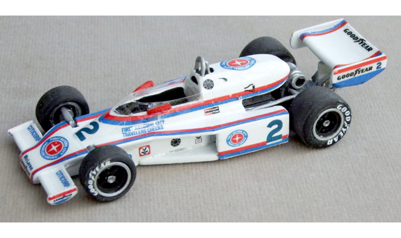 ma scale mclaren m24 rutherford