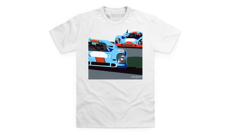 917 tee from Shot Dead in the Head