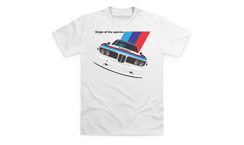 bmw tee from Shot Dead in the Head