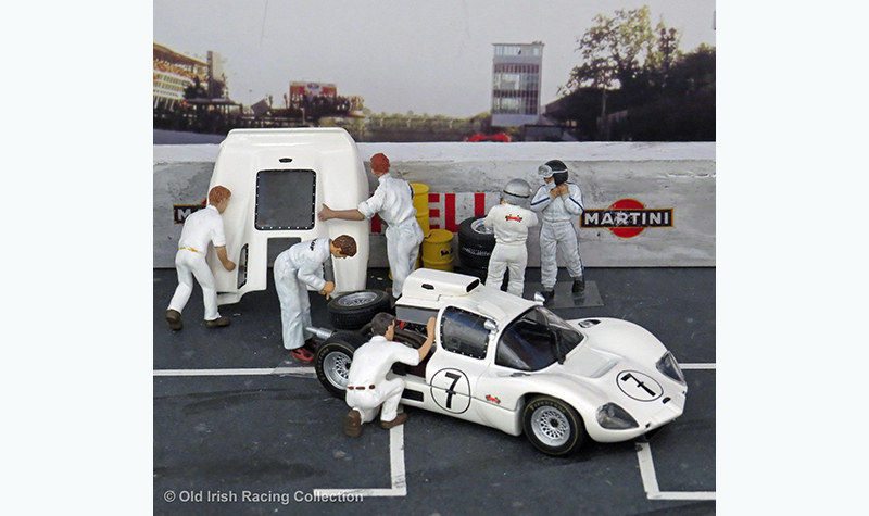 chaparral-2d old irish racing collection