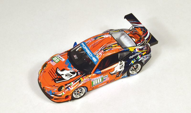 spark porsche 911 flying lizards lm11