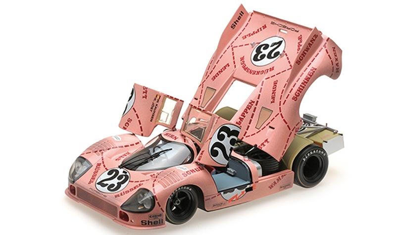 minichamps porsche 917-20 dirty  pink pig 1-18th scale