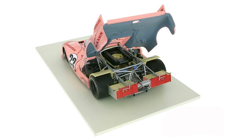 minichamps porsche 917-20 pink pig 1-18th scale