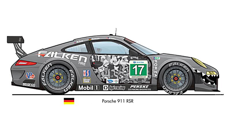 walker-porsche-911rsr