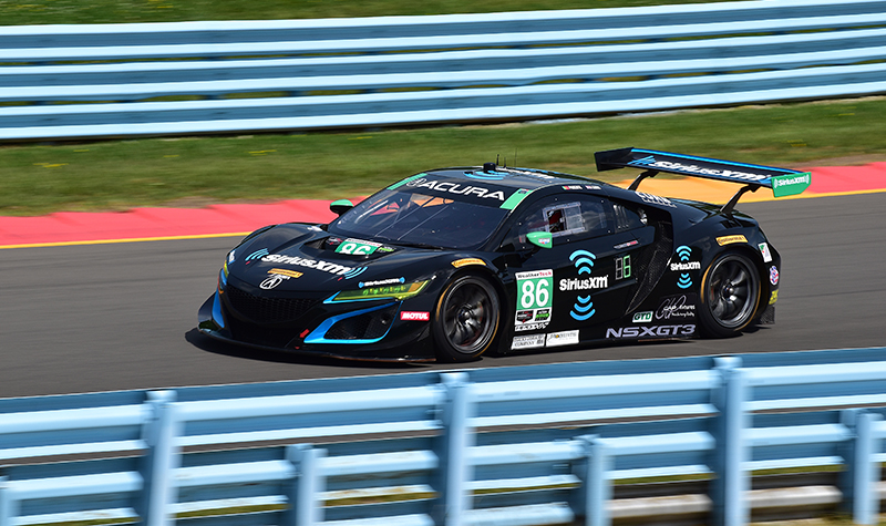 meyer shank racing acura nsx  #86,  sahlen's  six hours of the glen 2018