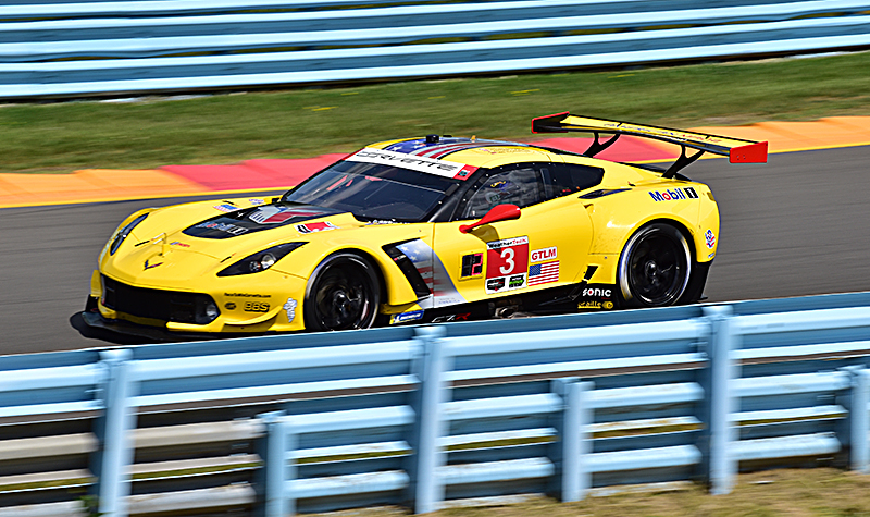 corvette #3 sahlen's  six hours of the glen 2018