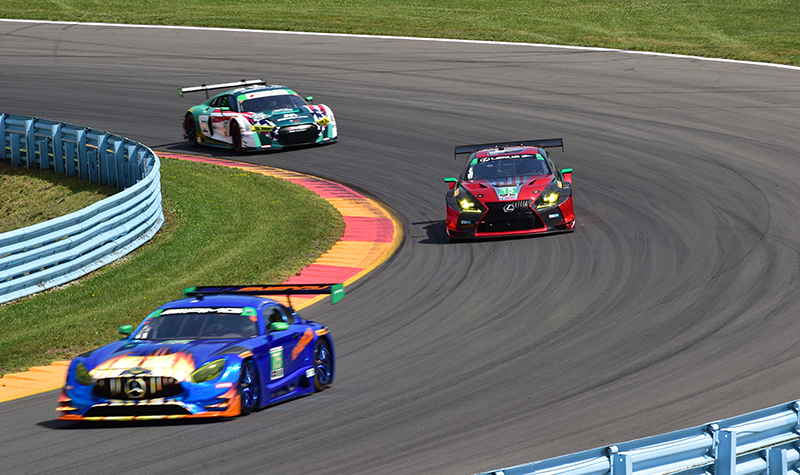 gtd wraps, sahlen's  six hours of the glen 2018