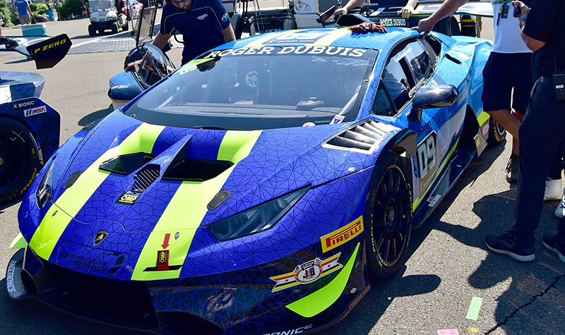 lamborghini trofeo cup too,  sahlen's  six hours of the glen 2018