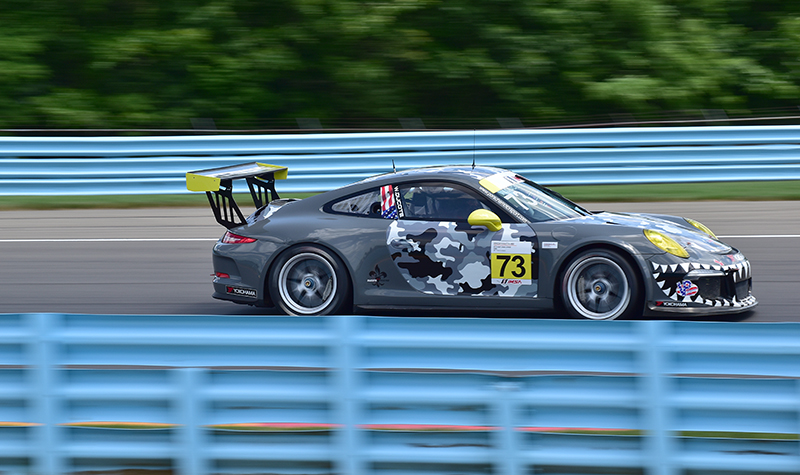 porsche cup,  sahlen's  six hours of the glen 2018