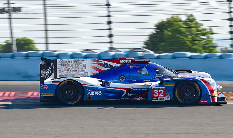 united autosports #32,  sahlen's  six hours of the glen 2018