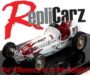 rep[licarz troy ruttman indy car