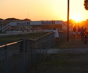 sebring sunset